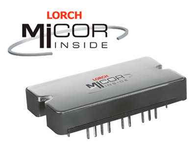 LORCH - Технология MICOR® Inside фото
